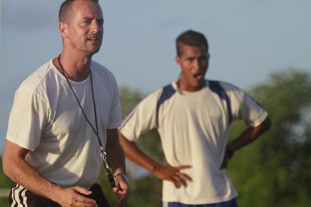 Peter Maas op Tuvalu