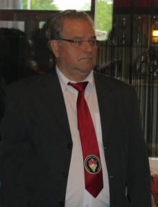 John Huisman BVV Den Bosch