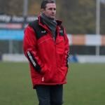 Coen Burg coach Nivo Sparta
