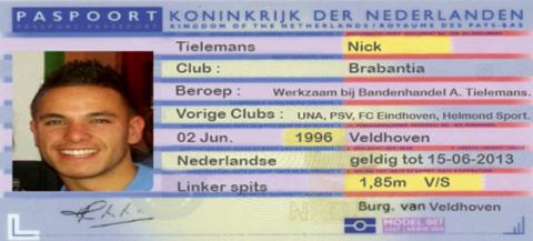 Nick Tielemans Profiel